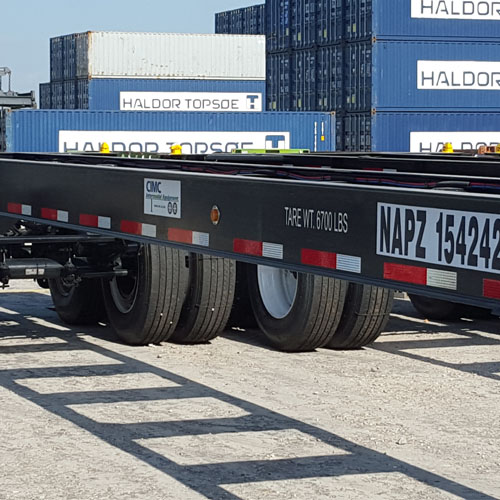 The North American Chassis Pool Cooperative - NACPC Chassis - Benefits - At-Cost Pricing Model